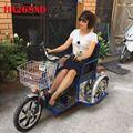 Xe lăn điện ba bánh cho người khuyết tật, người già HA268XD