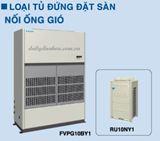 Điều hòa tủ đứng Daikin FVPG10BY1/RU10NY1