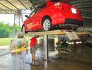 Chọn mua cầu nâng rửa xe ô tô 1 trụ nào tốt ?