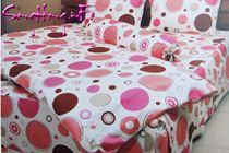 Chăn ga gối Sông Hồng 2.0 x 2.2m, vải cotton mã C13 C1