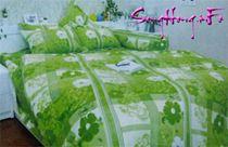 Chăn ga gối Sông Hồng 1.6 x 2.0m, vải cotton mã C13 C13