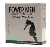 Power Men Longer Plus, bao cao su chống xuất tinh sớm tốt nhất
