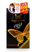 Bao cao su siêu mỏng Jex Glamourous Hot 003 : Mua 6 hộp tính tiền 5