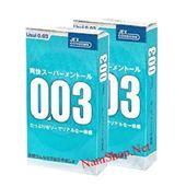 Bao cao su siêu mỏng Jex Usui 0.03 - Nhật Bản