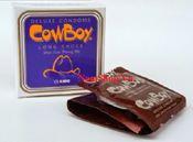Bao cao su giúp chống xuất tinh sớm COWBOY Long Sock (12c)