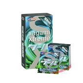 Bao cao su hương bạc hà Sagami Xtreme Spearmint