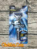 Dao cạo râu Gillette Mach3 Turbo đơn