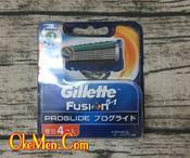 Lưỡi dao cạo râu Gillette Fusion Proglide 5+1