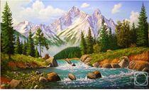 Tranh phong cảnh đẹp 57