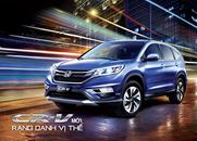 HONDA CRV 2.4AT