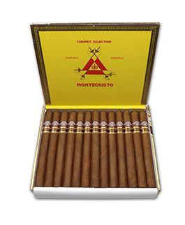 CohiBa Montecristo Churchill Anejados - Hộp 25 Điếu