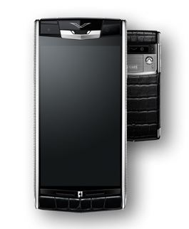 Vertu Signature Touch Clous De Paris
