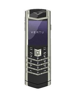 Vertu Signature S Steel