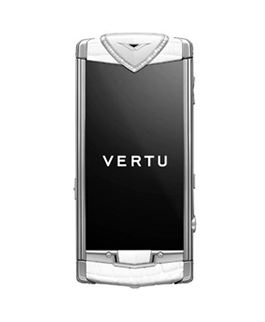 Vertu Constellation T White Alligator Skin