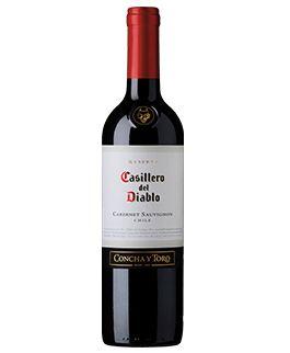 Casilero Del Diabro 2014 - Cabernet sauvignon