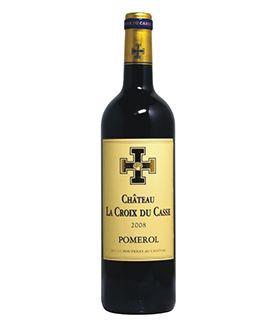 CHT LaCroix Du Case Pomerol 2008
