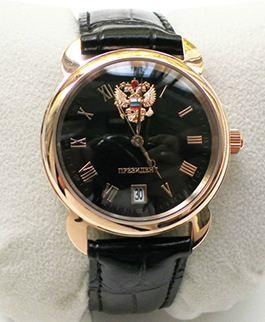 Đồng Hồ Poljot - Russian Time Quartz President Gold 2315/4079681 40