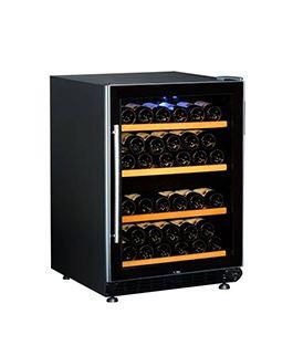 Tủ Bảo Quản Rượu Vang - Wine Chiller 54D 2 Vùng Nhiệt Độ