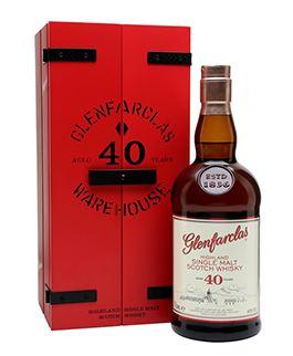 Rượu Glenfarclas 40 năm