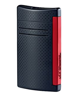 S.T. Dupont Maxijet Punched Black Matte Lighter