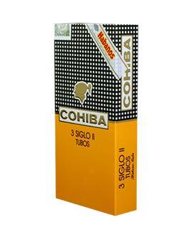 Cohiba Siglo II - Hộp 3 điếu