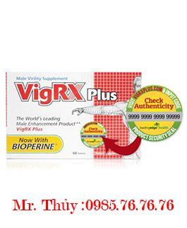VigRX Plus ™ - Tang Cuong Sinh Ly Nam