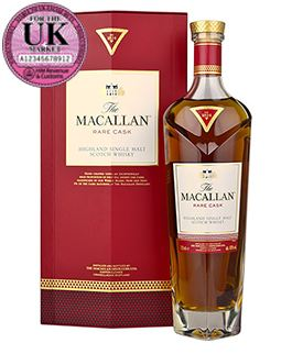 Macallan Rare Cask UK