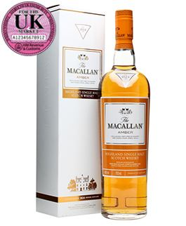 Macallan Amber UK