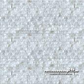 Đá chẻ trắng muối 5x20