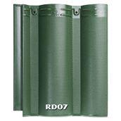 Ngói màu RUBY RD07 - Xanh rêu