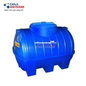 Bồn nước nhựa Tân Á 500L ngang