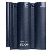 Ngói màu Ruby RD09 - Màu xanh đen