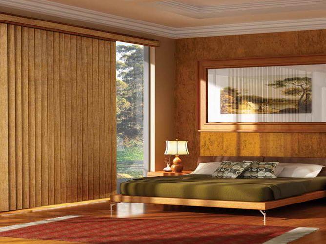 Rèm gỗ dọc MS014