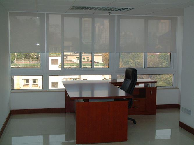 Rèm cuốn lưới văn phòng XP 12