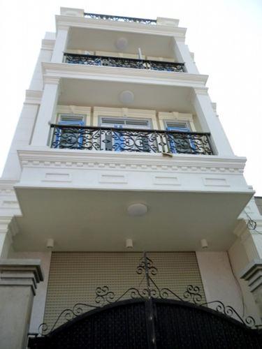 Xây nhà trọn gói - Nhà phố Dịch Vọng Hậu, Cầu Giấy