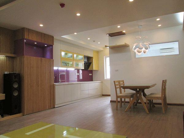 Hoàn thiện căn hộ 17T3 Hapulico, Thanh Xuân - HN