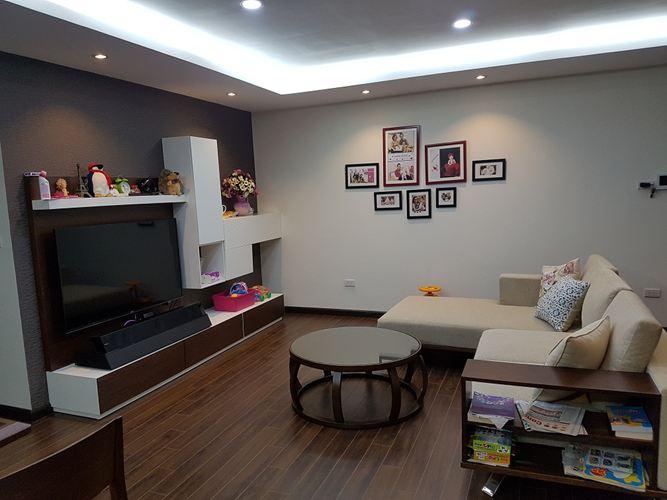 Hoàn thiện căn hộ P1601 CC GoldenLand, Nguyễn Trãi - HN