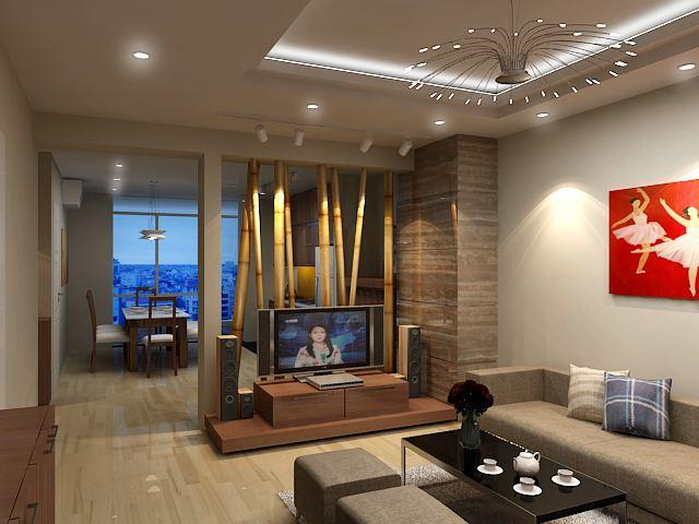 Hoàn thiện căn hộ P711 HH2 Bắc Hà, Thanh Xuân - HN