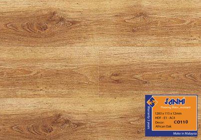 Sàn gỗ Janmi CO110