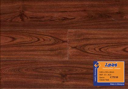 Sàn gỗ Janmi CT110