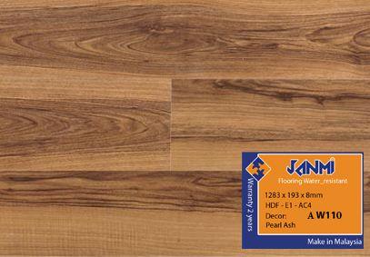 Sàn gỗ Janmi AW110