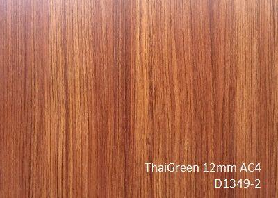 Sàn gỗ ThaiGreen 12mm AC4