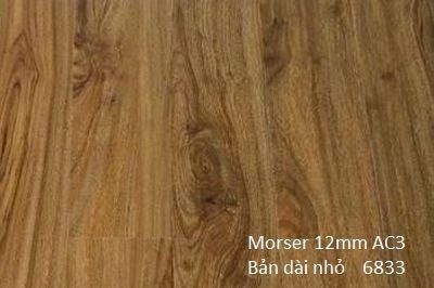 Sàn gỗ Morser 12mm bản dài nhỏ