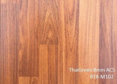 Sàn gỗ ThaiGreen 8mm AC5