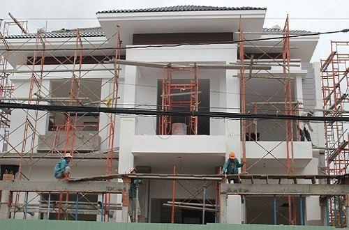 Hoàn thiện nhà xây thô