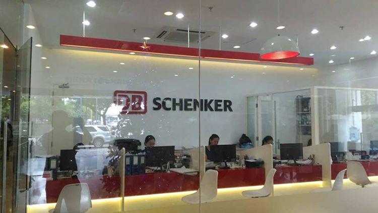 Thi công nội thất văn phòng - Công ty DB Schenker Việt Nam tại 60 Trường Sơn, Tp HCM