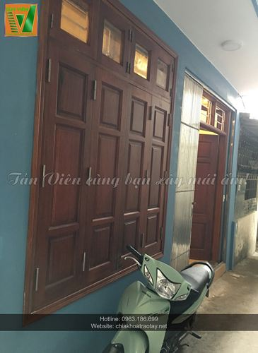 Xây nhà trọn gói - Nhà Anh Lương Ngõ 140 Thụy Khuê - Hà Nội