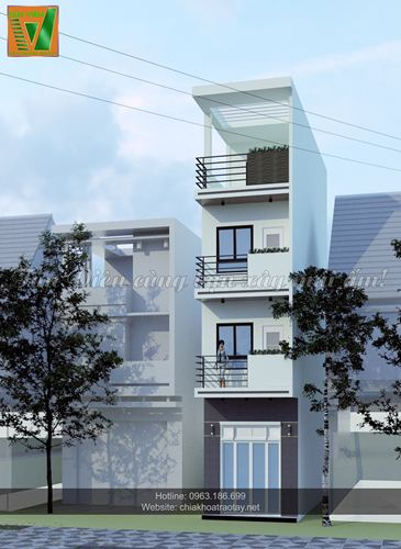 Xây nhà trọn gói - Nhà Chú Nam ngõ 187 Nguyễn Đình Thi, Hà Nội