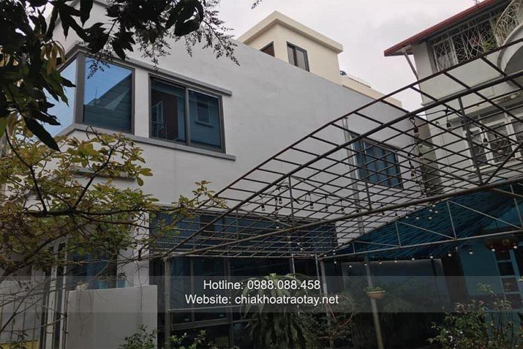 Xây nhà trọn gói - Nhà số 3 ngõ 78/90 Gia Quất, Long Biên - Hà Nội