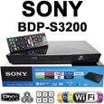 SONY BDP-S3200 WIFI internet
